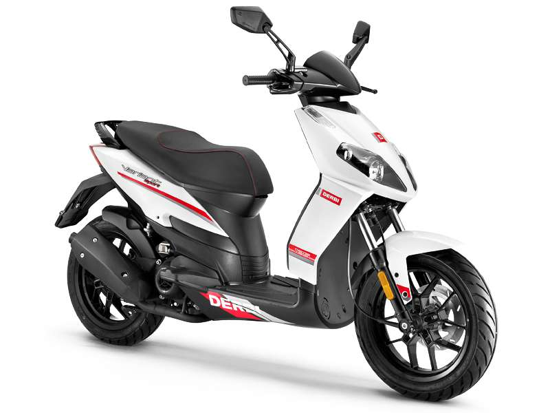 Group A - Scooter 125 cc.