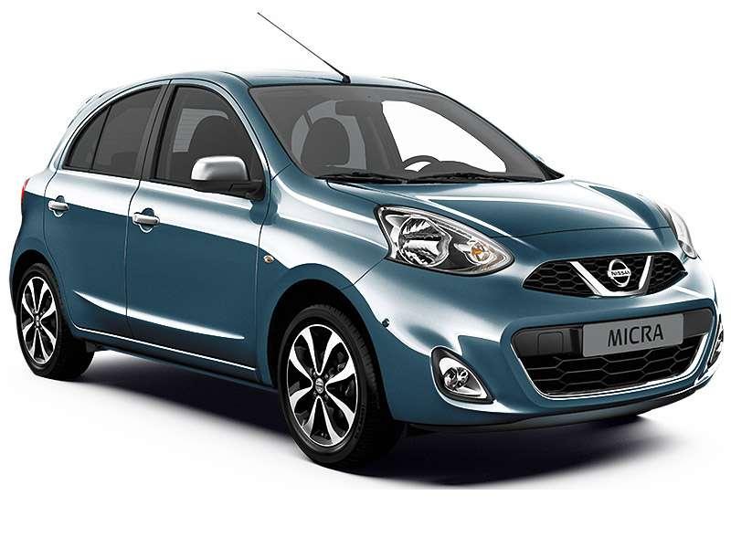 Nissan Micra o similar