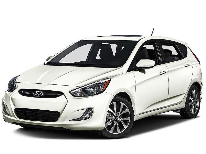 Hyundai Accent o similar