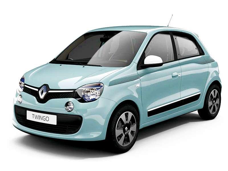 Renault Twingo or similar