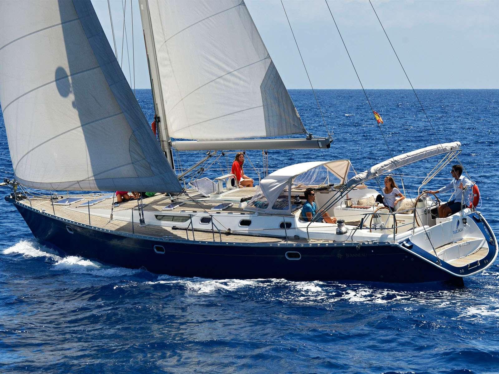 Blue Jack Sail Tenerife