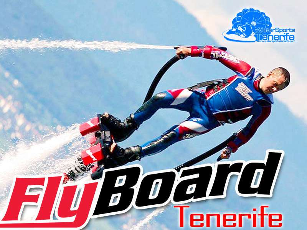 Flyboard Tenerife