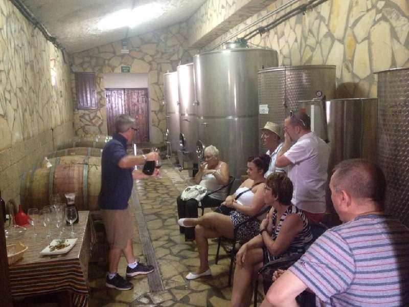 The First Wine Tour