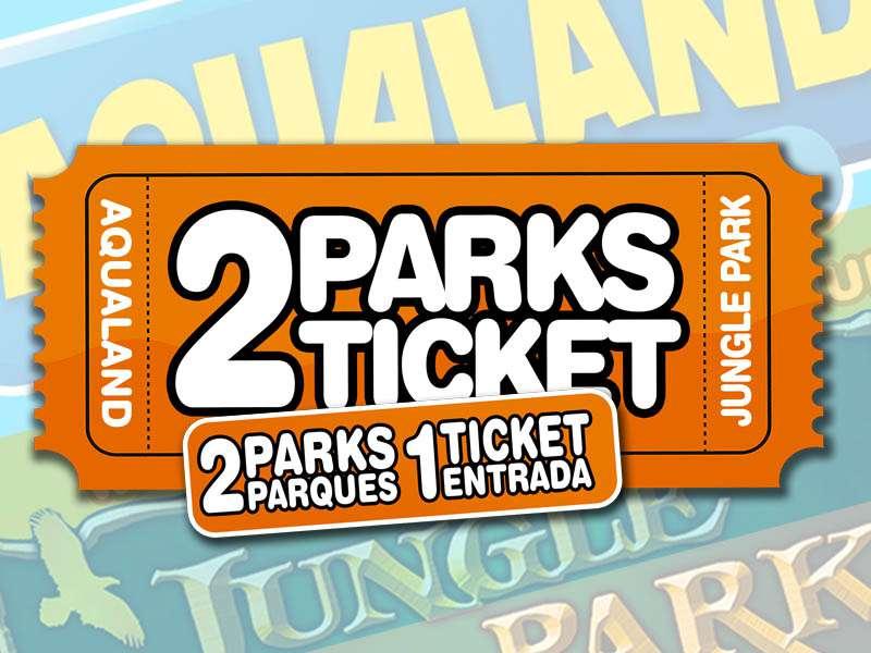 2 Parks Ticket