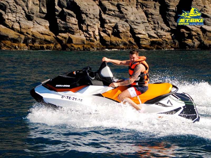 Jet Bike Safari Marina del Sur
