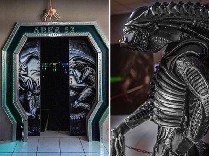Area 52 - Laser Games
