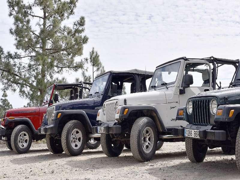 Jeep Trip Tenerife