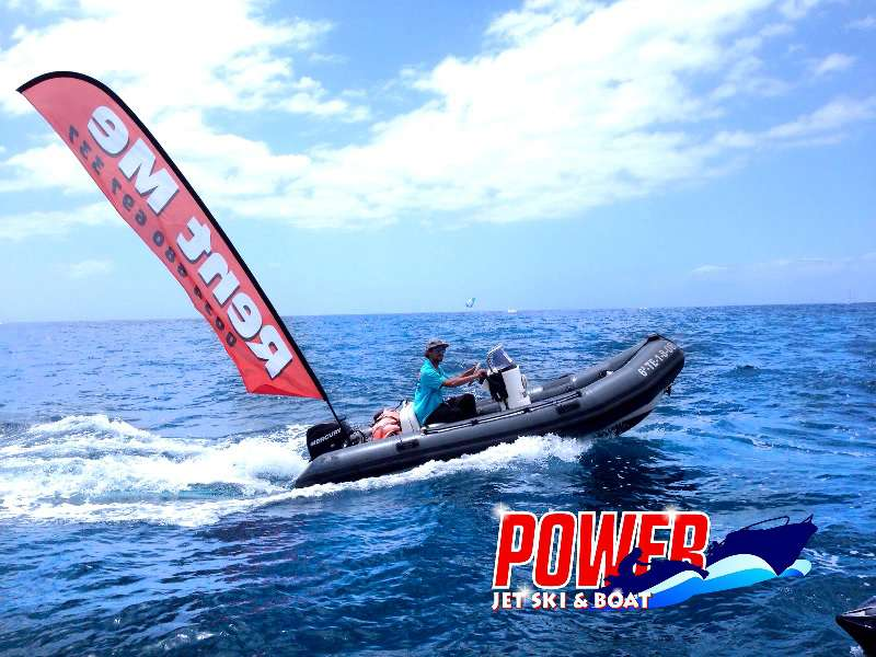 Zodiak Rental (Power Jet Ski & Boat Rental)