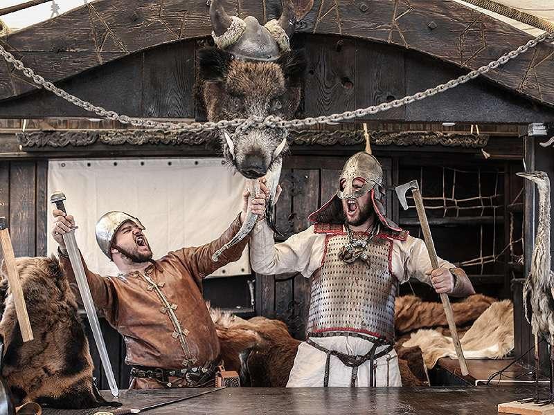 The Viking Adventure - Ragnarok