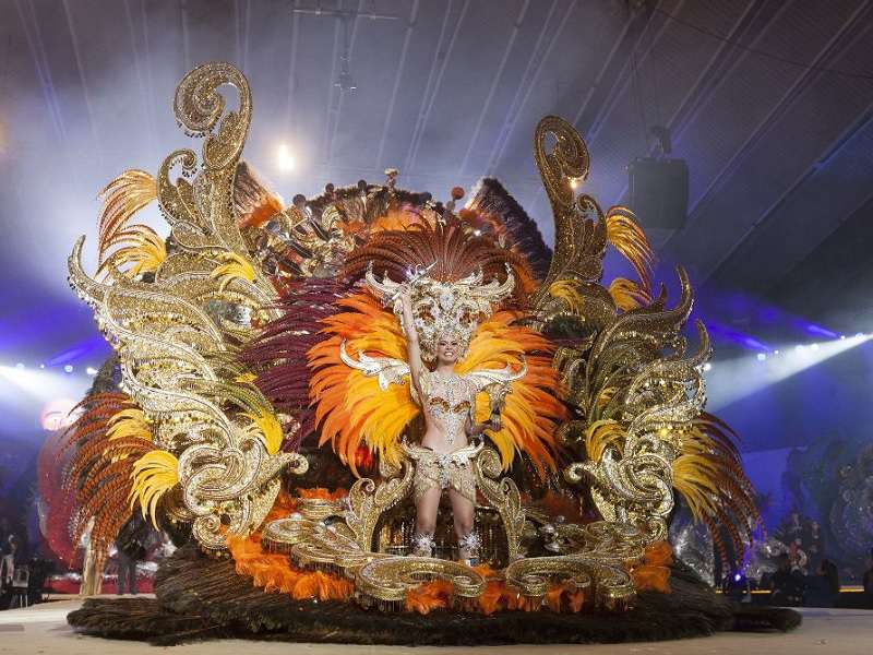 Гала Королевы-карнавала