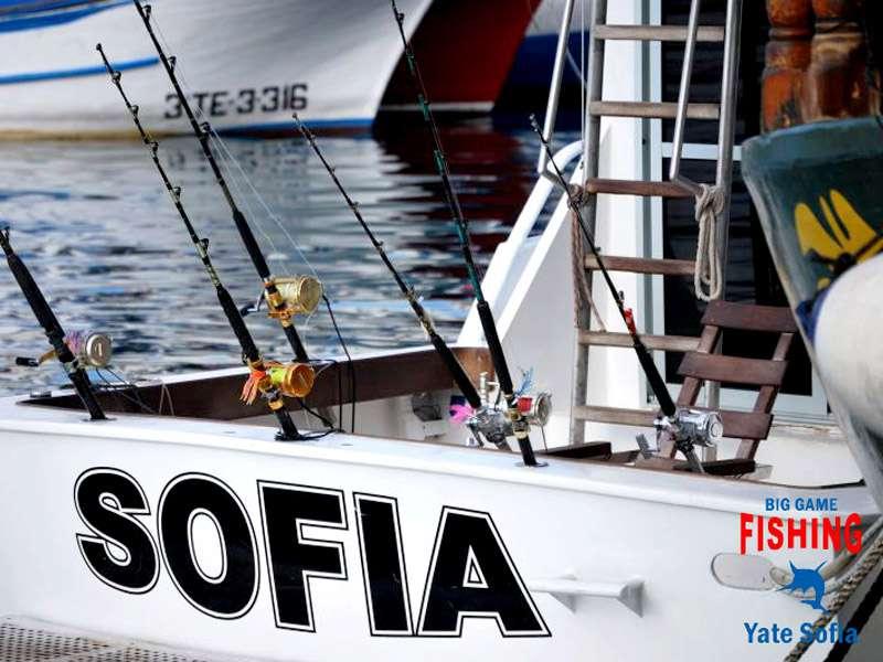 Yate Sofía Pesca