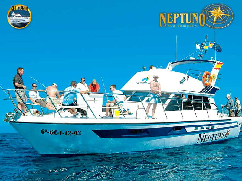 Neptuno Fishing Tenerife