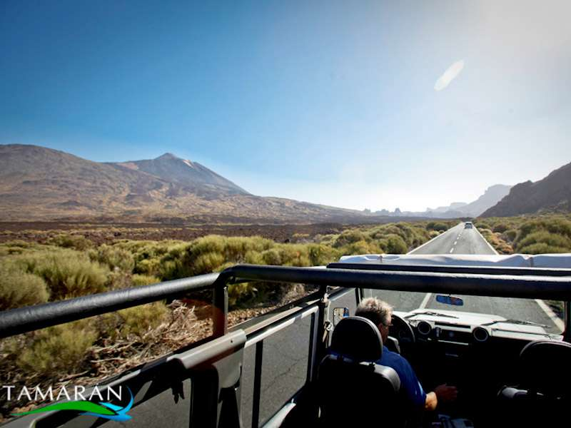 Jeep Safari Teide Masca