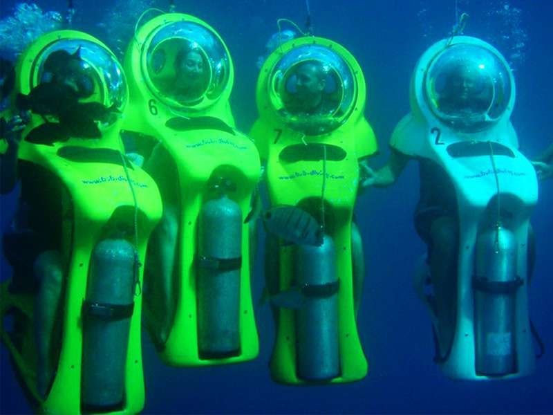 Safari B.O.B. Diving