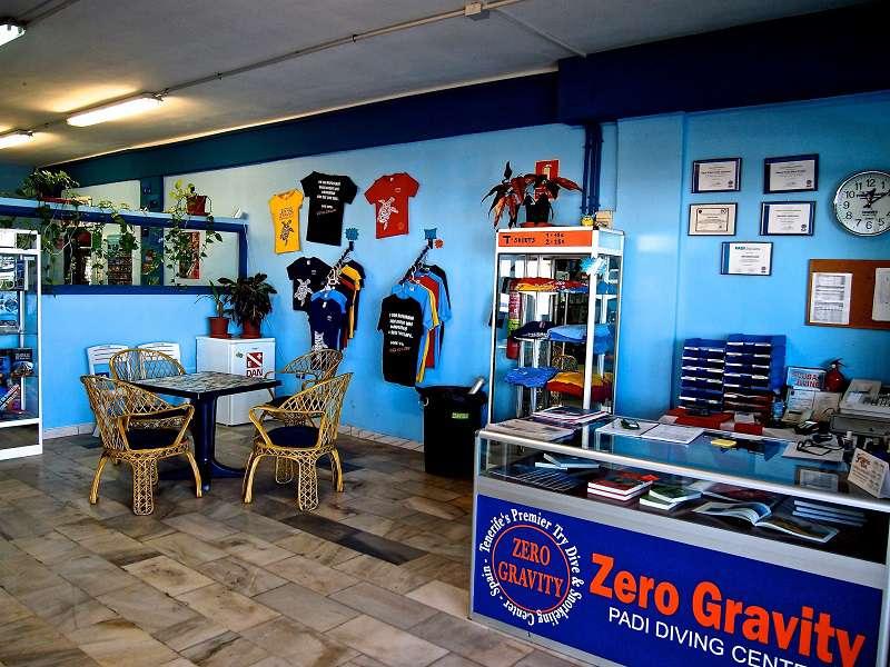 Zero Gravity Diving Center