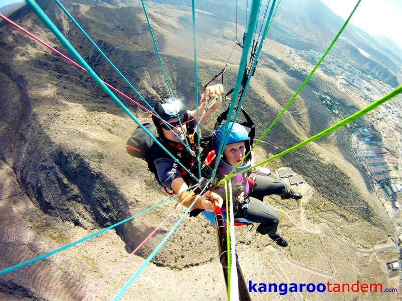 Paragliding (Kangaroo Tandem)