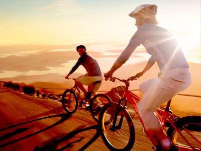 Excursions en vélo