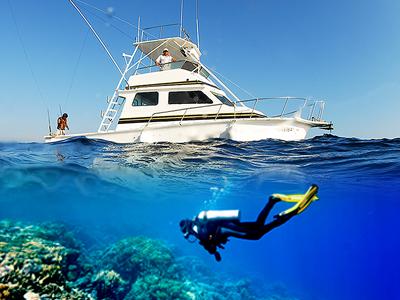 Buceo y Pesca