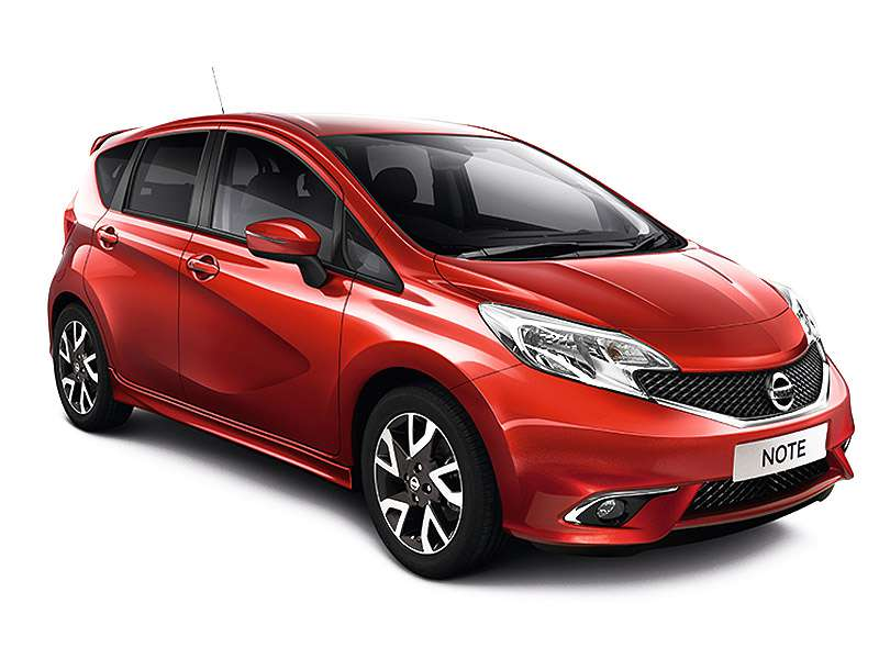 Nissan Note o similar