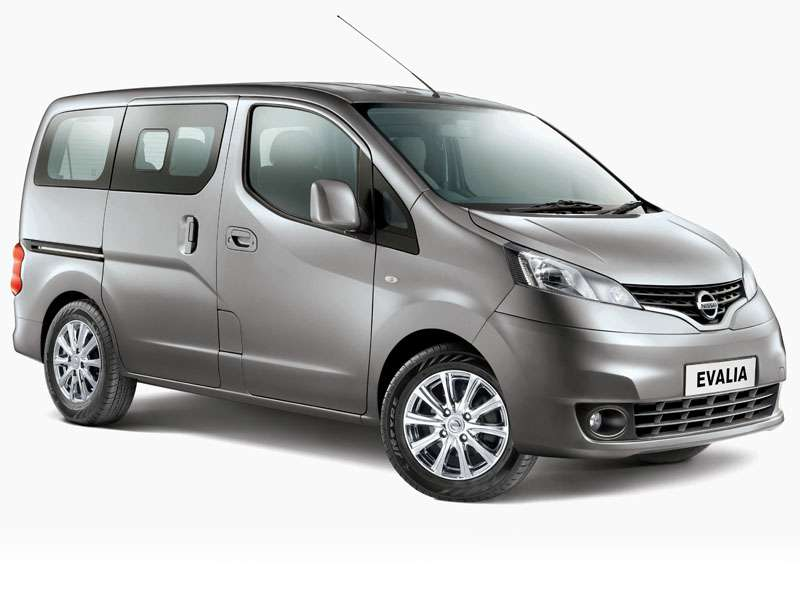 Nissan NV 200 o similar