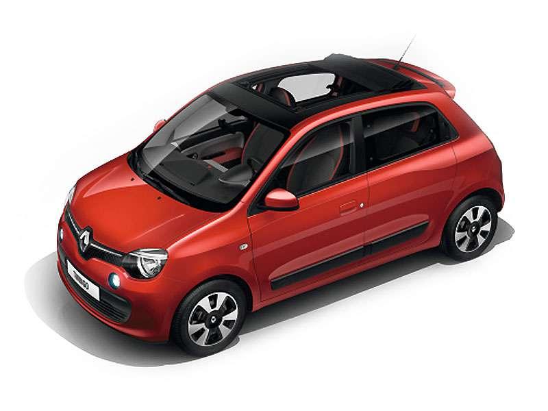 Renault Twingo S Roof
