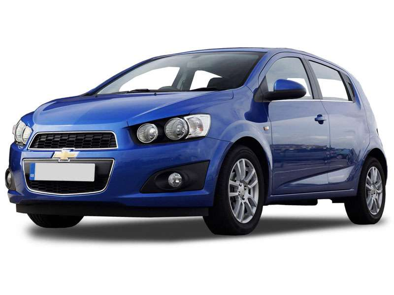 Chevrolet Aveo AUT or similar