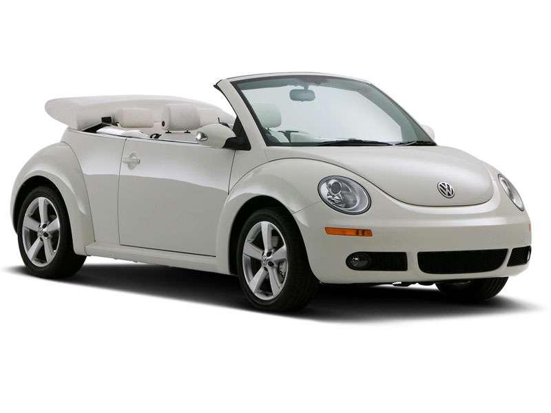 Beetle Cabrio AUT.