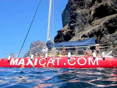 Maxicat-Catamarán