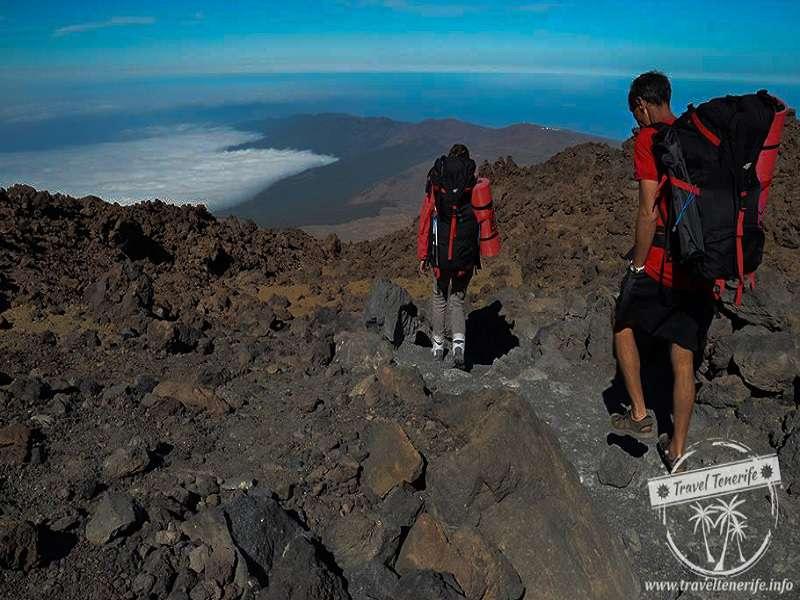 Excursion Trekking Travel Tenerife Tenerife