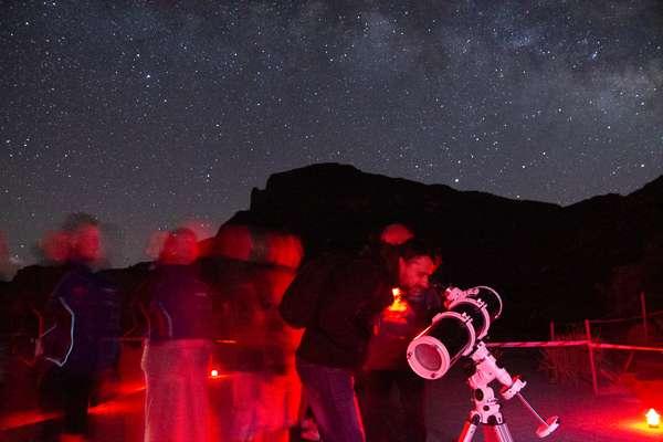 Stargazing Experience **