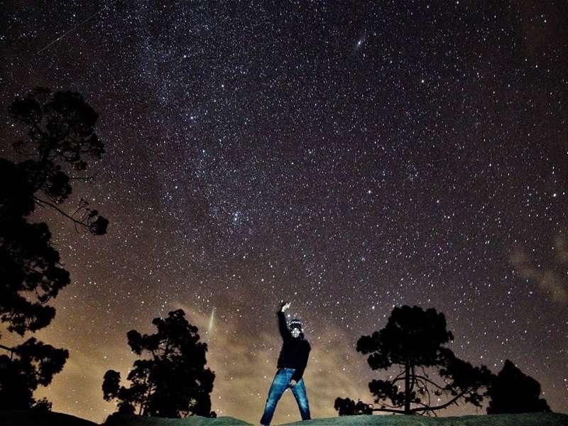 Созерцание звезд