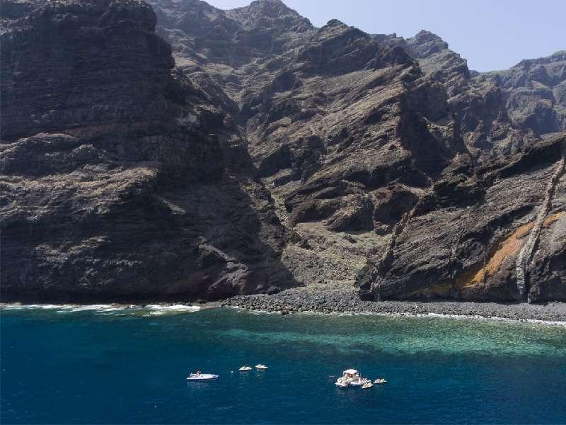 West Tenerife Los Gigantes