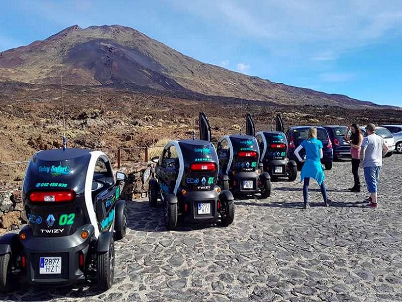 Twizy Safari Tenerife