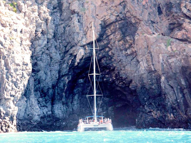 Mustcat-Catamarán