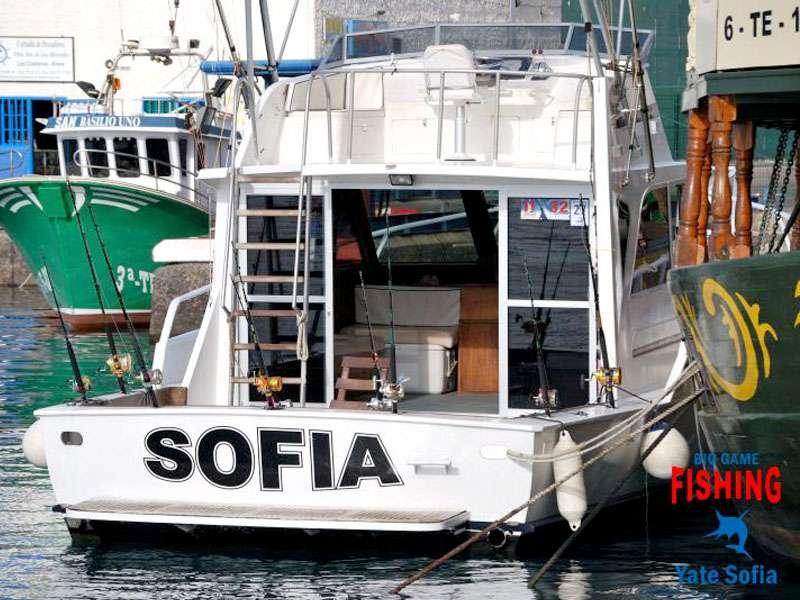 Yate Sofía Fishing