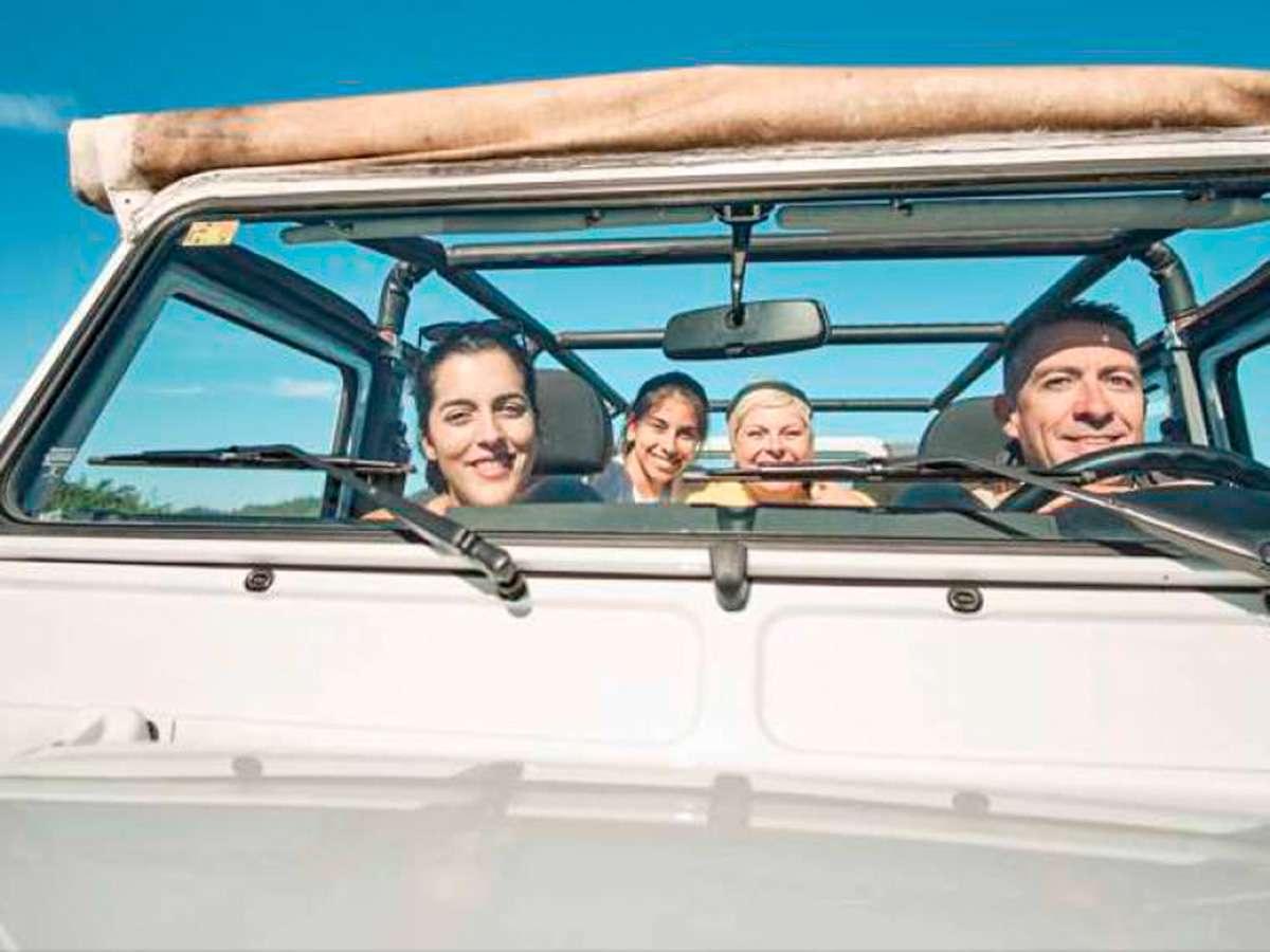 Jeep Safari El Hierro