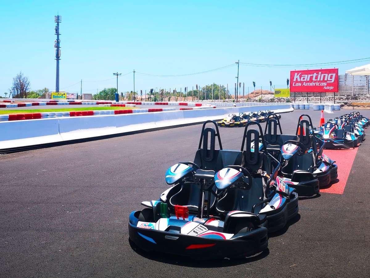 Karting Las Américas