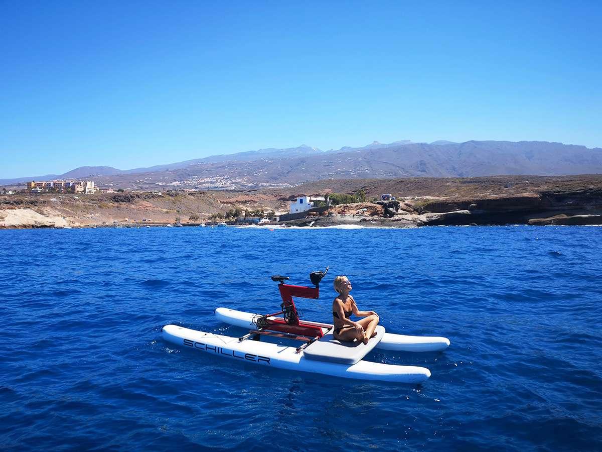 Water Bikes Tenerife