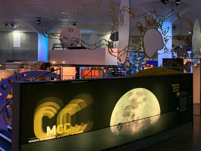 Museo Ciencias del Cosmos