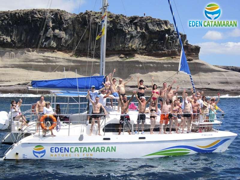 Edén-Catamarán