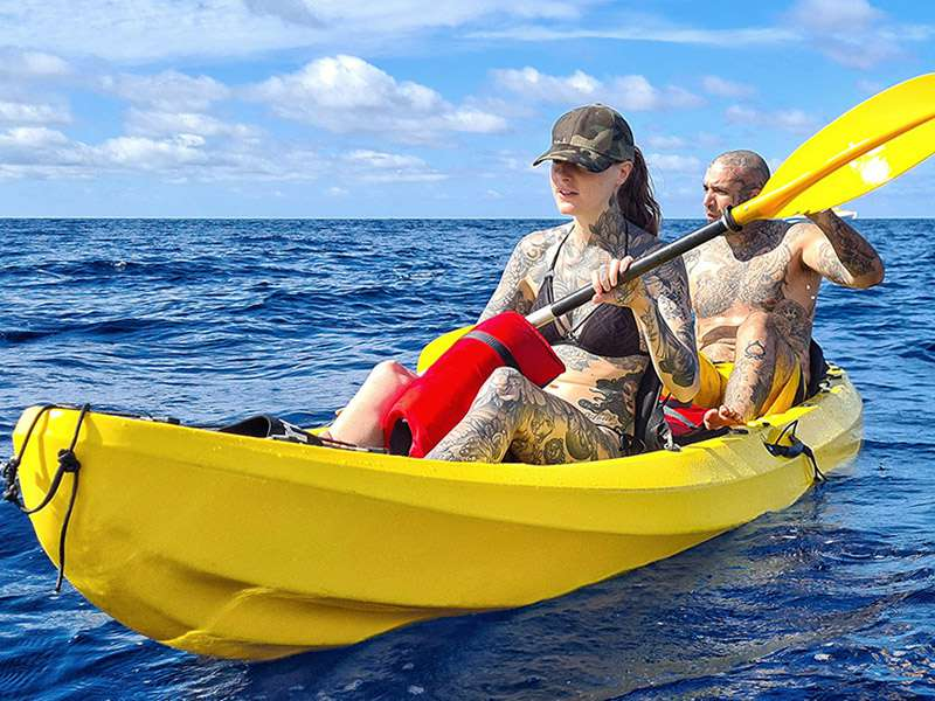 Adventoure - Safari Kayak Tour