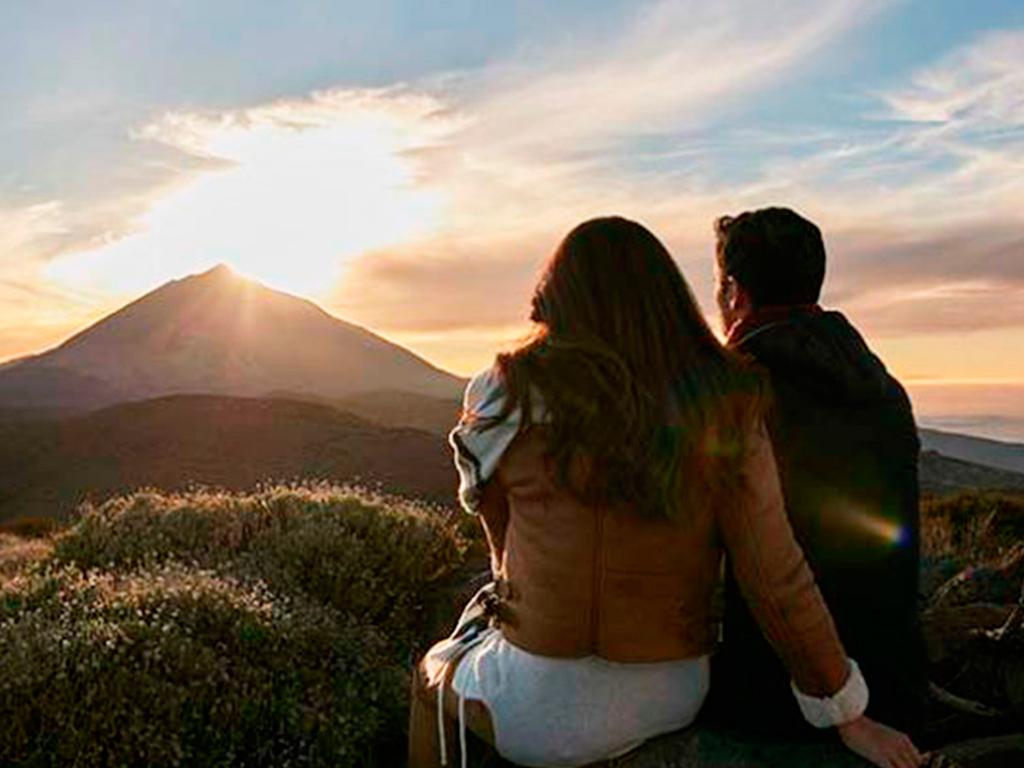 Excursión al Teide de Noche