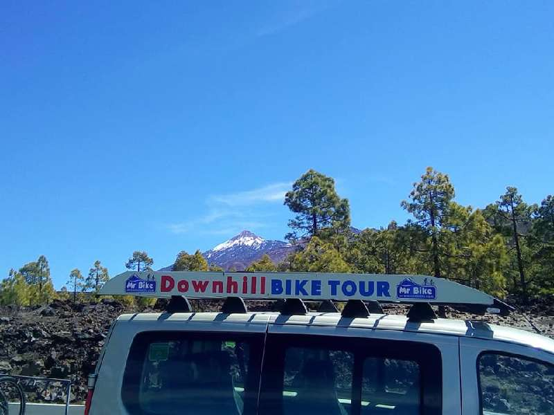 Downhill Bike Tour