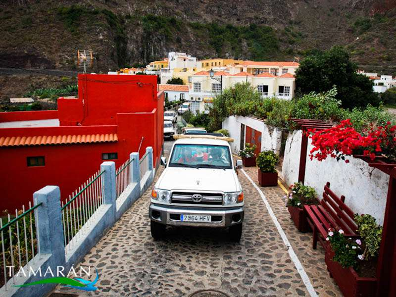 Jeep safari Gomera