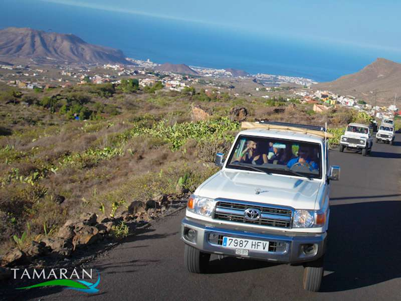 Jeep Safari - 1/2 Teide