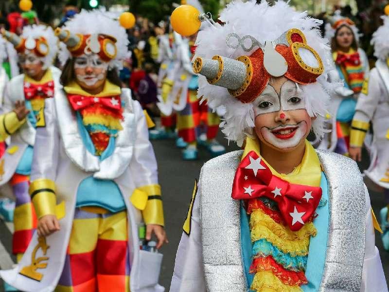 Grand Carnival Parade