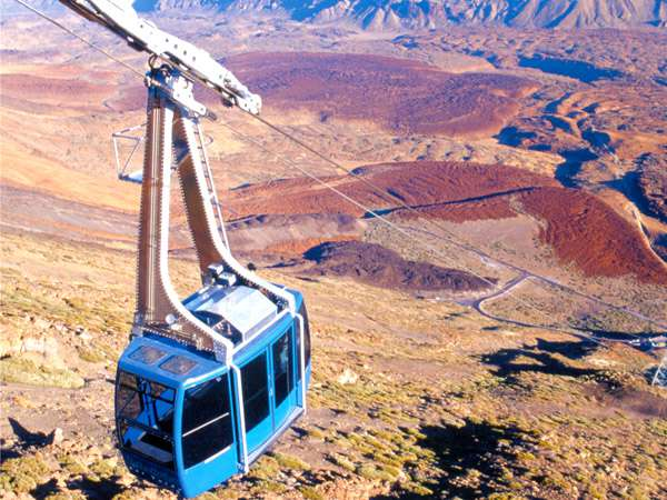 El Teide Cable Car