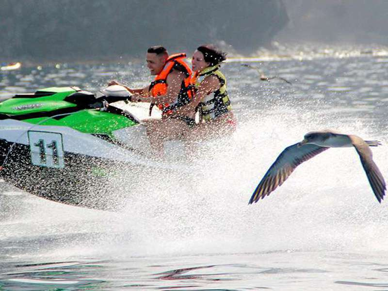 Jet Ski Safari Los Gigantes