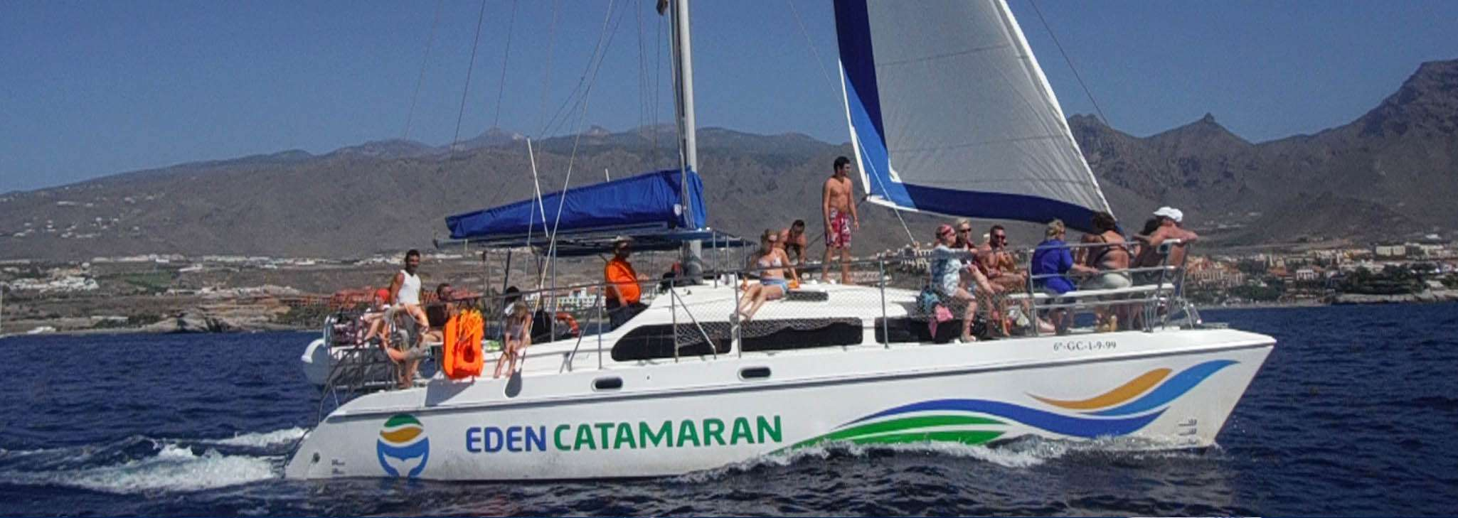8fa8c9a286ee00 Excursion Edén Catamarán